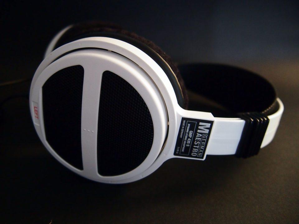 """German Maestro GMP 435 S """"White Edition"""""""