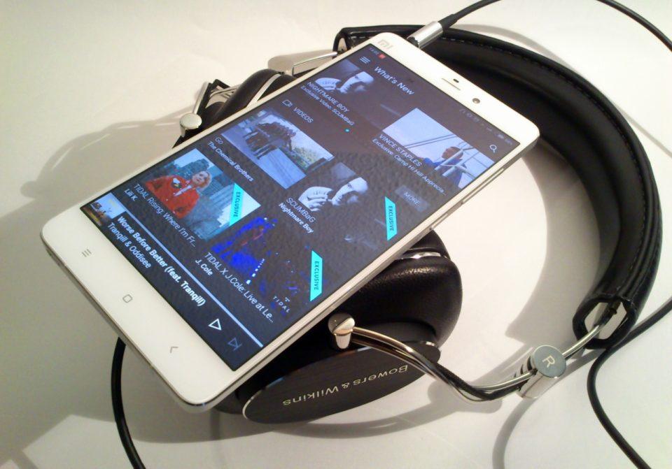 Xiaomi Mi Note, ¿el smartphone audiófilo?