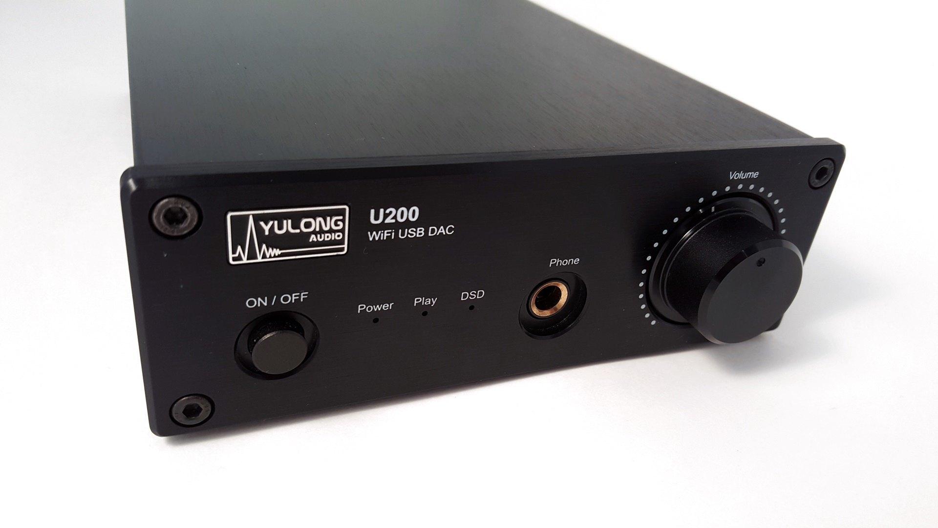 Yulong Audio U200 DAC