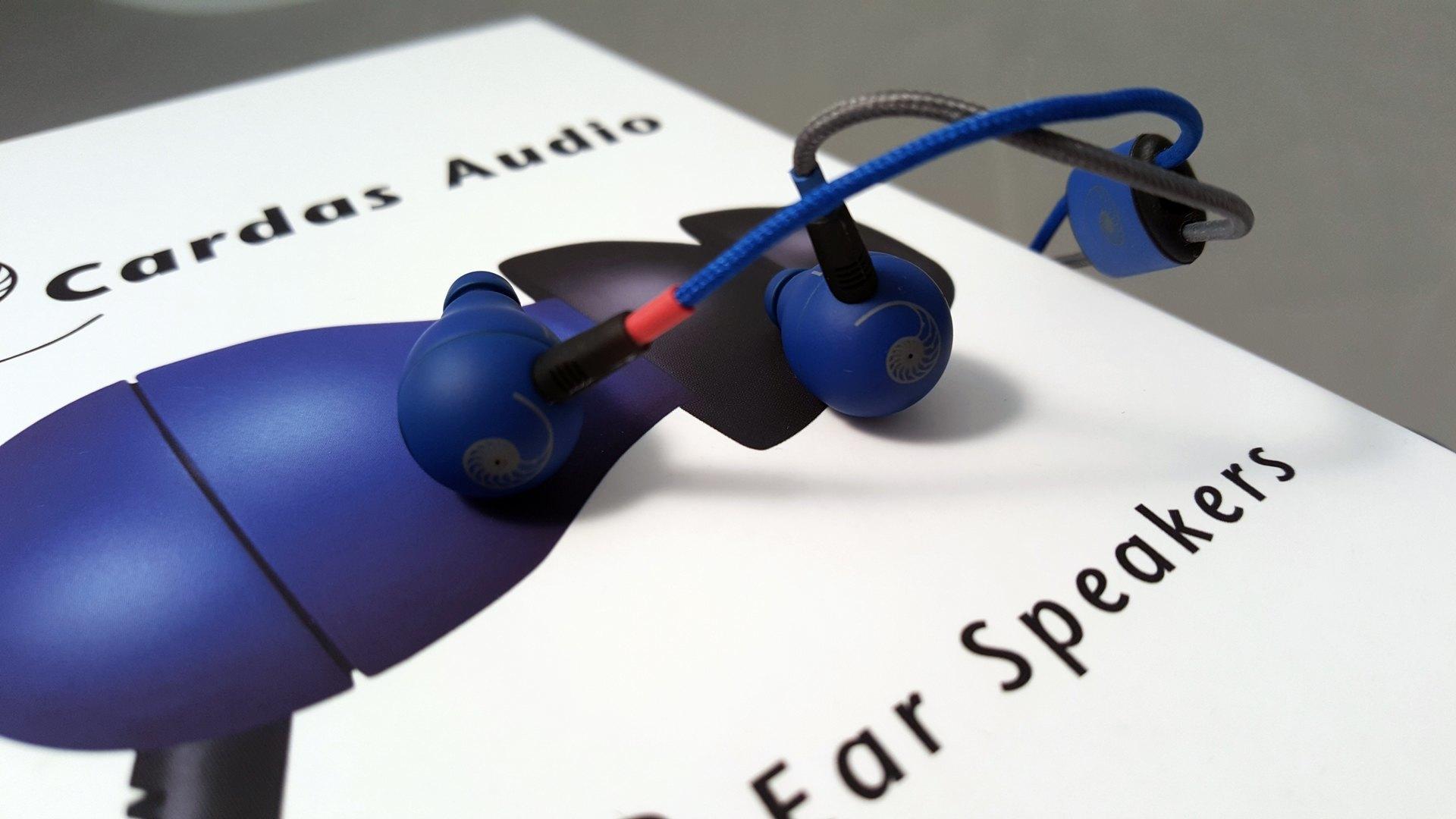 CARDAS A8 Ear Speaker