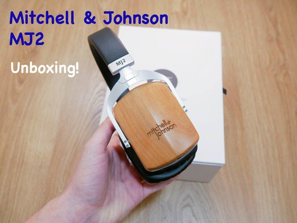 Mitchell & Johnson MJ2 Unboxing