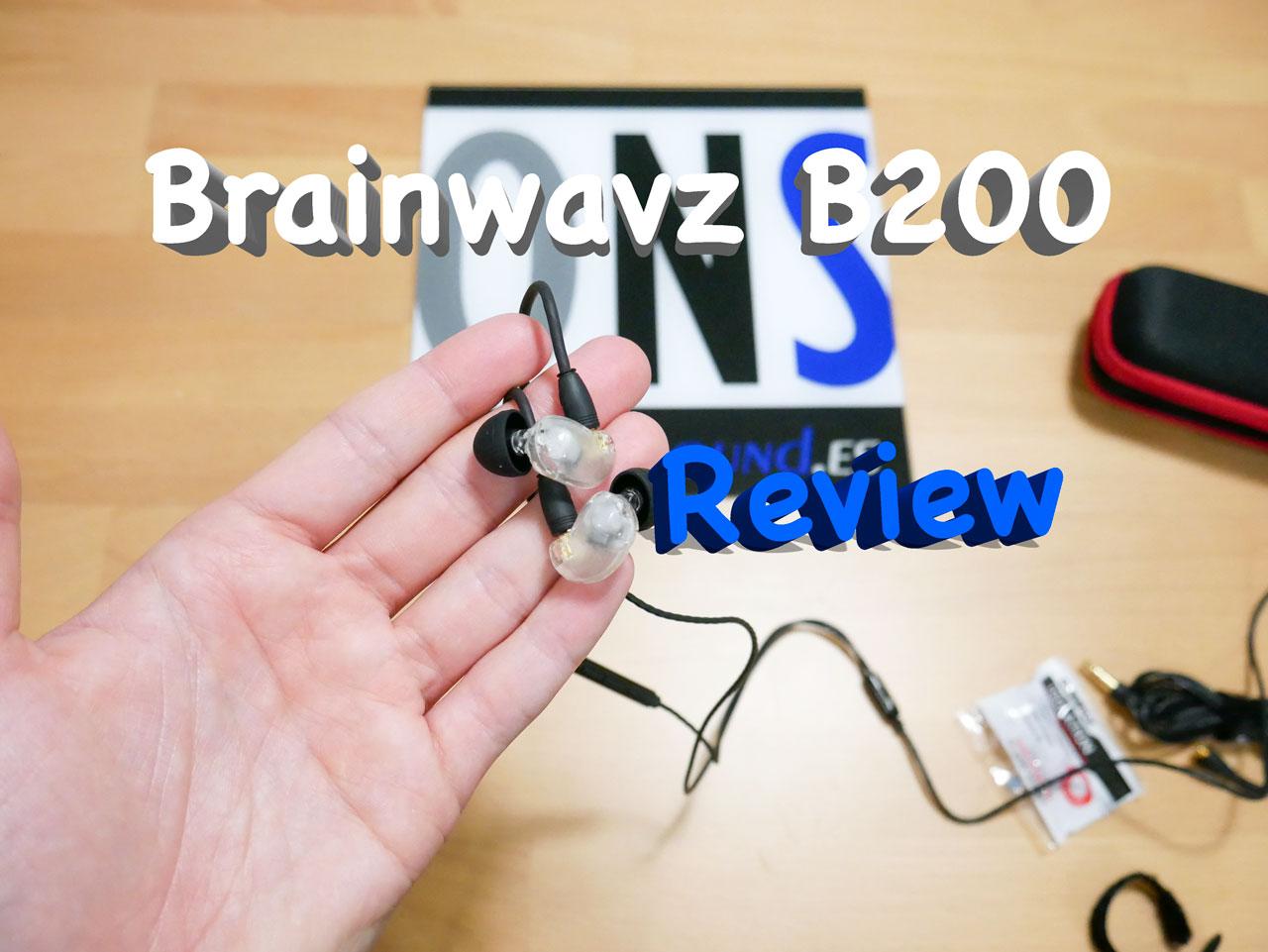 Brainvawz B200 Vídeo-Review