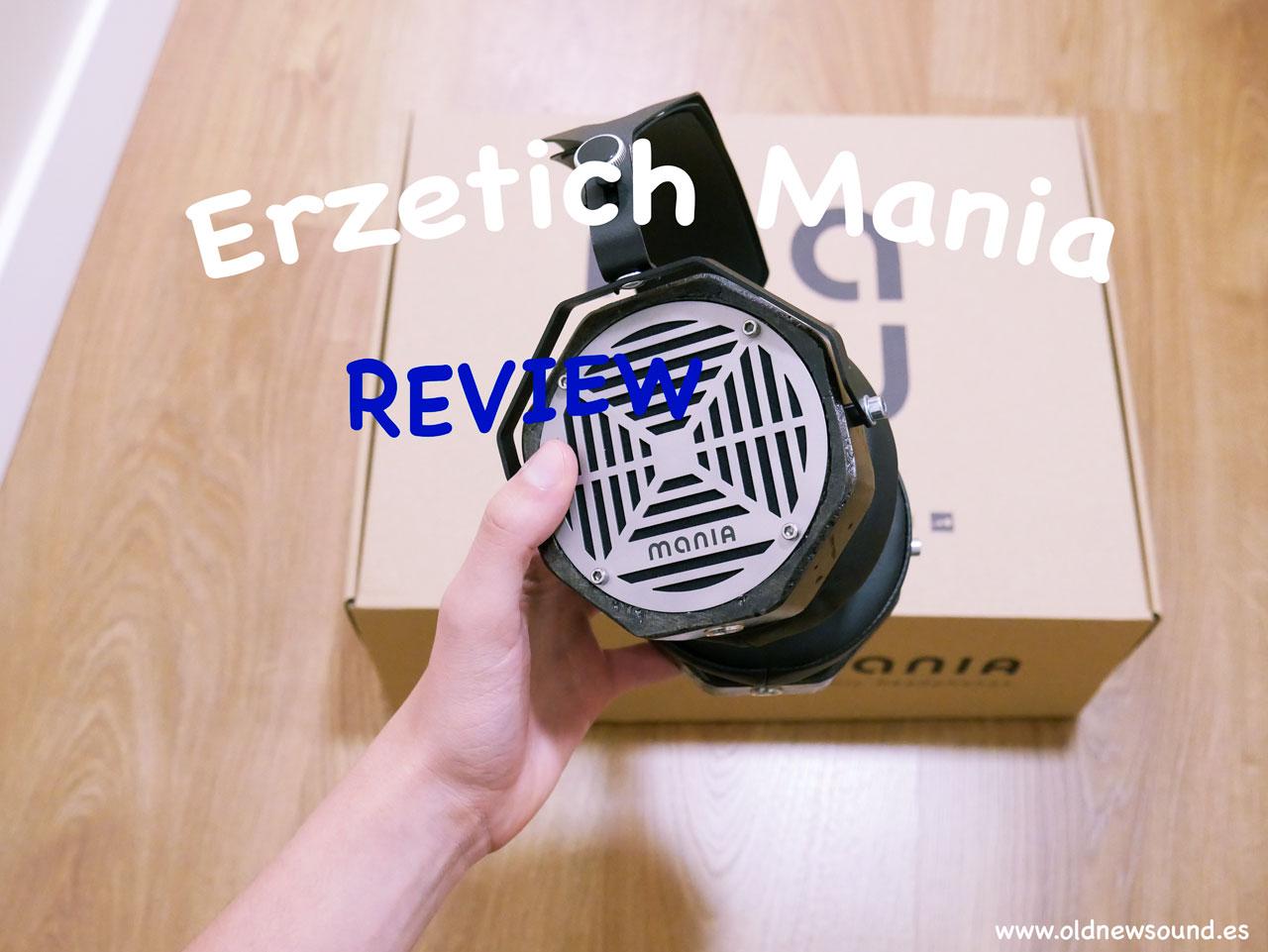 Erzetich Mania Vídeo-Review