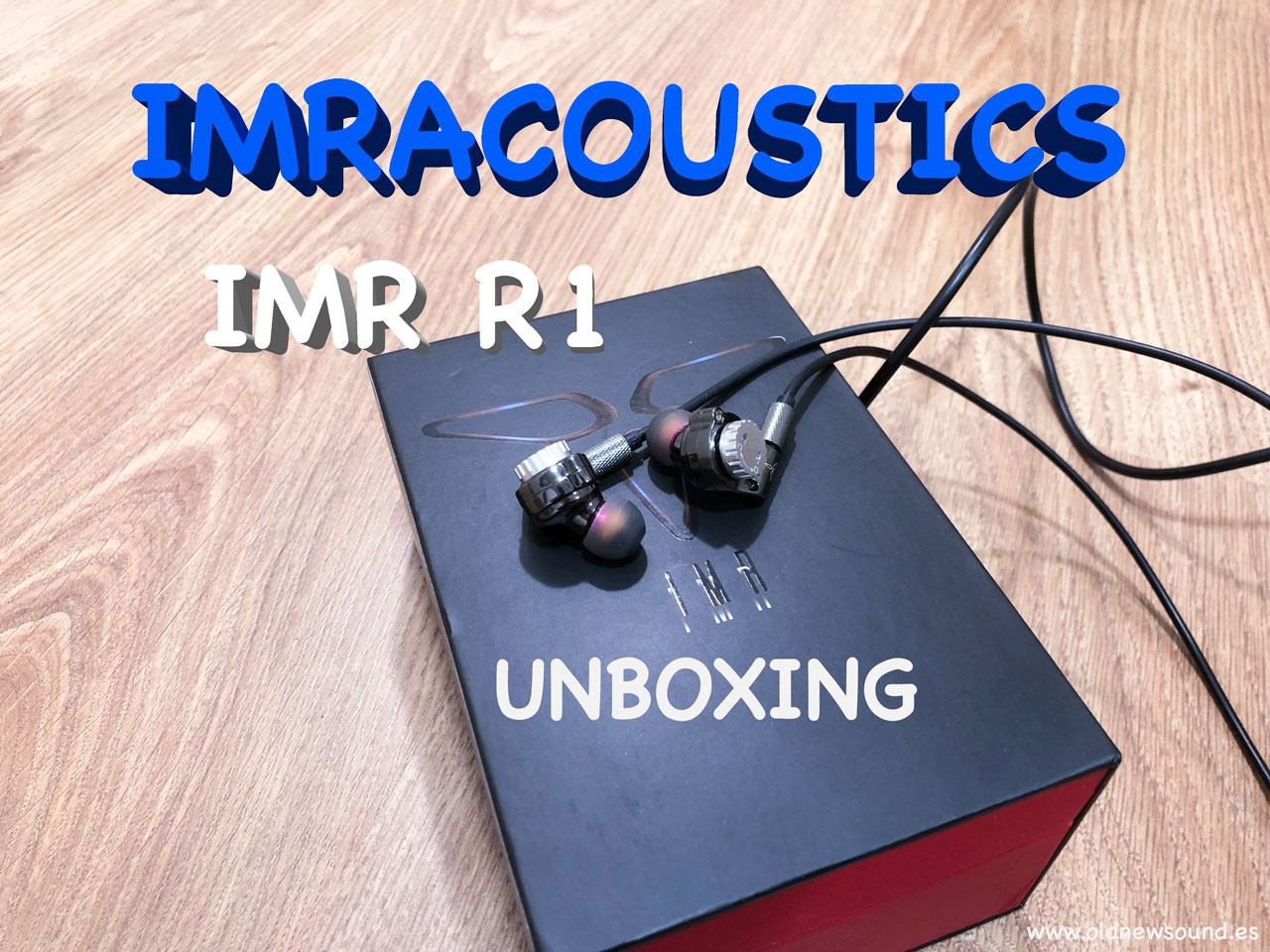Imracoustics R1 Unboxing