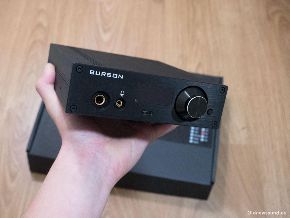 Burson Playmate | Unboxing