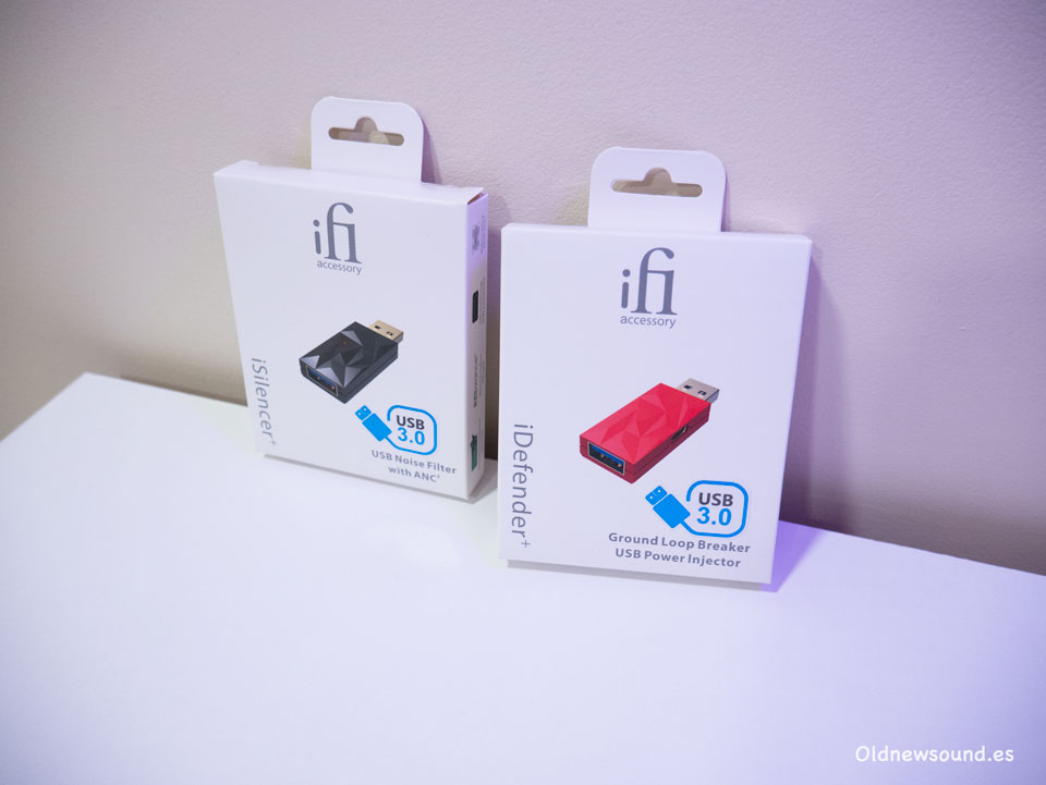 iFi iSilencer+  iDefender+ | Review